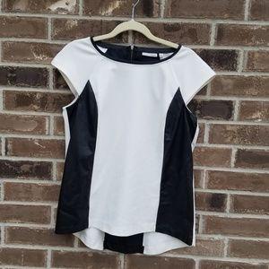 NWOT,  Halogen Nordstrom blouse , L